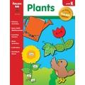 The Mailbox Books Plants Workbook, Grades Kindergarten