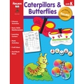 The Mailbox Books Caterpillar and Butterflies Book, Grades Kindergarten