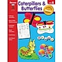 The Mailbox Books Caterpillar and Butterflies Book, Grades