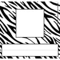 Top Notch Teacher Products® Infant - 6th Grades Picture Plate, Zebra