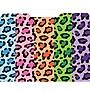 Top Notch Teacher Products® File Folder, Multicolored Leopard,