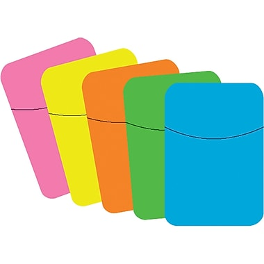 Top Notch Teacher Products® Little Pocket, Brite Colors