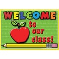 Top Notch Teacher Products® Welcome to Our Class Postcard