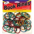 Pencil Grip™ Book Rings, Assorted