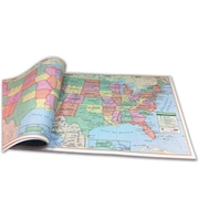 "Kappa Map Group/Universal Maps USA Study Pad, 18""(W)"