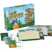 WCA Digit Detective - Place Value with Whole Numbers and Decimals Game, Grades 2nd+