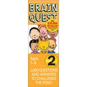 Workman Publishing Brain Quest Book, Grades 2nd
