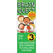 Workman Publishing Brain Quest Book, Grades 3rd