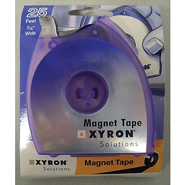 Xyron Magnet Tape, 25in.(L) x 3/4in.(W)