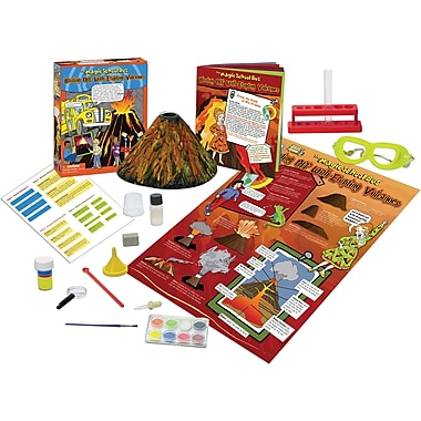 The Young Scientist Club™ Blasting Off With Erupting Volcanoes Kit