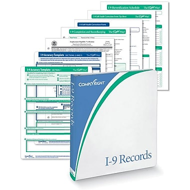ComplyRight I-9 Recordkeeping System