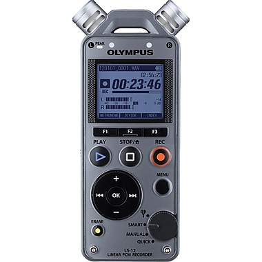 Olympus LS-12 Linear PCM Digital Voice Recorder