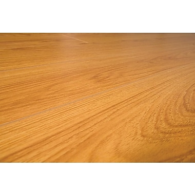 Lamton™ 12 mm Narrow Board Laminate Floors With Underlay Attached