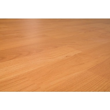 Lamton™ 7 mm Wide Board Laminate Floors With Underlay Attached