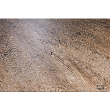 Vesdura 8 mm St. Erhard SplasH2O Collection High Performance Vinyl Plank Flooring, Fawn Splash