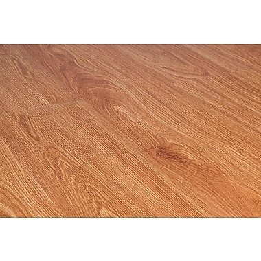 Vesdura 2 mm Vinyl Plank Flooring, Golden Oak