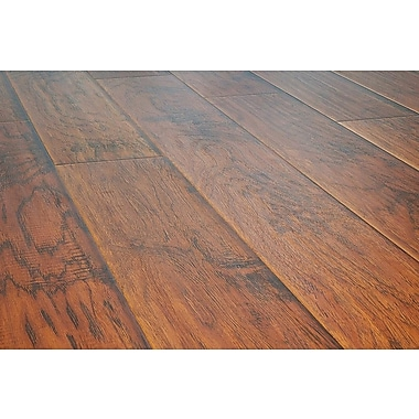 Lamton™ 12 mm Laminate Floor, Hickory Antique