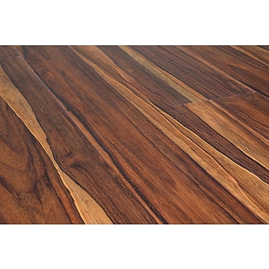 Vesdura 4.2 mm Click Lock Vinyl Plank Flooring, Pecan