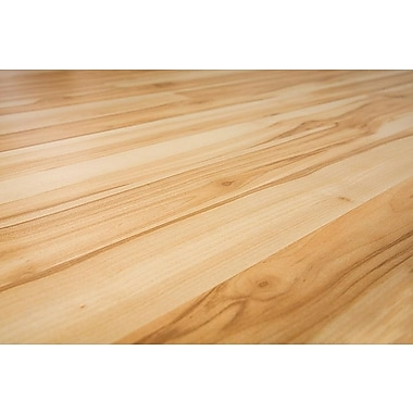 Lamton™ 12 mm Wide Board Laminate Floors With Underlay Attached