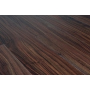 Vesdura 2 mm Vinyl Plank Flooring, Teak Cocoa