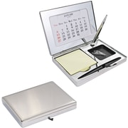 Natico Silver Executive Desk Organizer