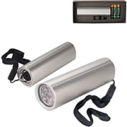 """Natico Lightweight Triangle Torch With 9 LED, 3 3/4""""H x 1 1/8""""W"""
