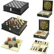 Natico 8 in 1 Game in Wooden Box