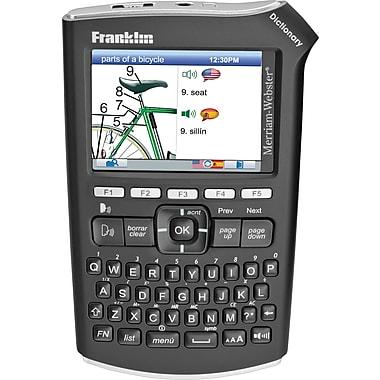 Franklin Electronics BES-4110 Maestro Speaking Spanish-English Language Master