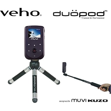 Veho Duopod Monopod & Tripod for MUVI and MUVI HD Range