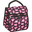 Access Revoluxion Pink Leopard Flaptop, Lunch Bag