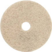 Brighton Professional™ Natural Blend Tan Burnishing Pad, 20""