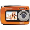 Polaroid if045 14.1 MP Dual Screen Waterproof Digital Camera, Orange