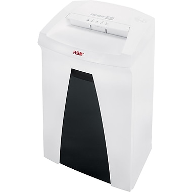 HSM Securio B22c 14-Sheet Cross-Cut Shredder