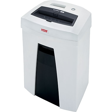 HSM Securio C16c 7-Sheet Cross-Cut Shredder