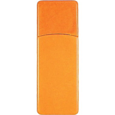 Emtec Swivel 8GB USB 2.0 Flash Drive, Orange