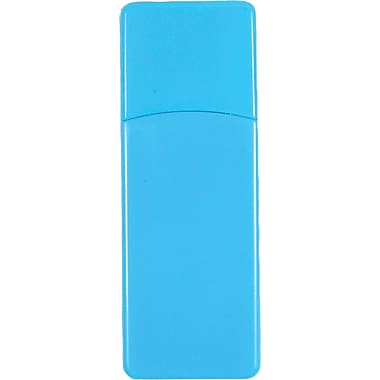 Emtec Swivel 8GB USB 2.0 Flash Drive, Blue