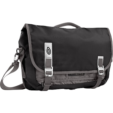 Timbuk2 Command Laptop TSA-Friendly Messenger, Medium Size, Black