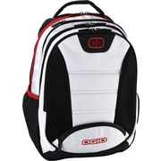 OGIO Computer Backpack White/Black/Red,  17