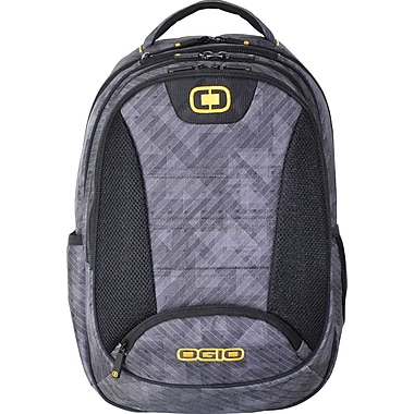 OGIO Computer Backpack Yellow, 17in.