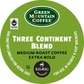 Green Mountain Coffee Three Continent Blend Coffee K-Cup® Packs, 24/Bx