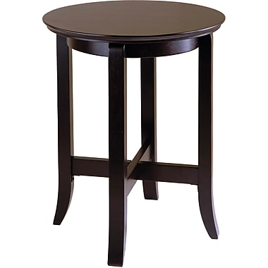 Winsome Trading Toby Wood End Table, Espresso, Each (92019WTI)