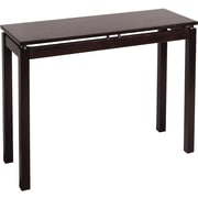 Winsome Trading Linea Wood Console Table, Espresso, Each (92730WTI)
