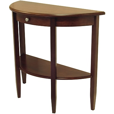 Winsome Trading Concord Wood Console Table, Walnut, Each (94039WTI)