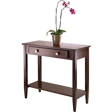 Winsome Trading Richmond Wood Console Table, Brown, Each (94136WTI)