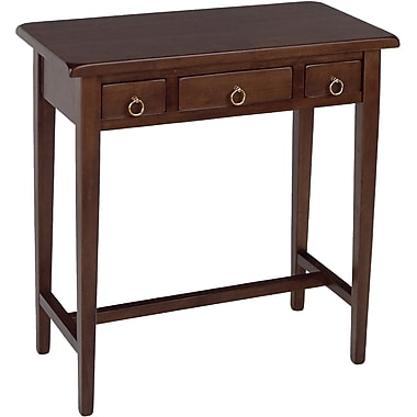 Winsome Trading Regalia Wood Console Table, Brown, Each (94329WTI)