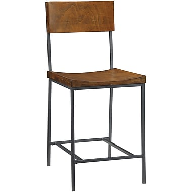 Carolina Cottage Berkshire Counter Stool, Black