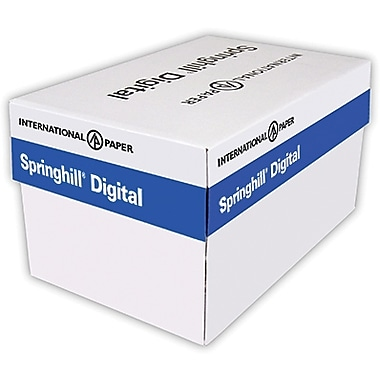 IP Springhill® Opaque 11in. x 17in. 60 lbs. Colored Copy Paper, Orchid, 500/Ream