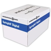 IP Springhill® Opaque 11 x 17 70 lbs. Colored Copy Paper, Ivory, 2000/Case