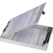 "Officemate Aluminum Storage for Forms Holder, Letter/A4, Silver, 8 1/2"" x 12"""