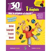 First Grade 30 English Tests for French Students